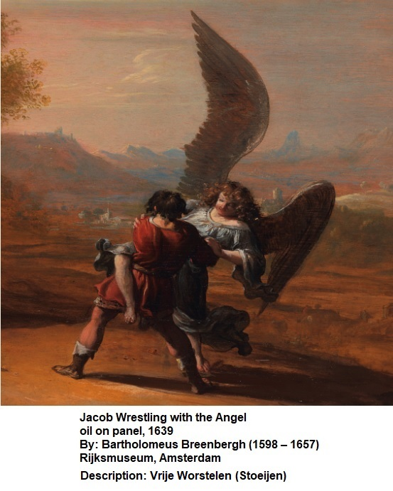 Jacob and Angel