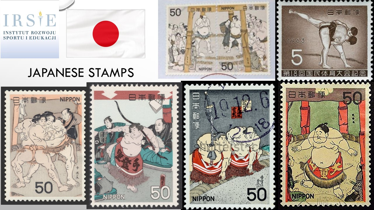 Japanese stamps