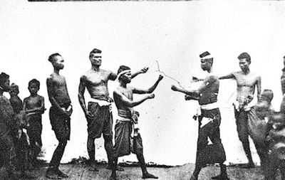 old khmer fight